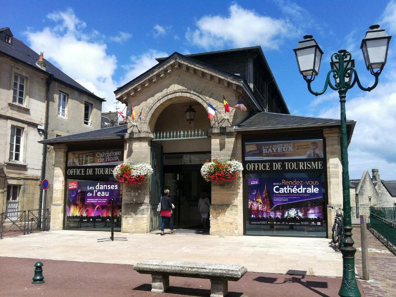 Office de tourisme de bayeux normandie tourisme calvados chambres d 39 h tes la ferme du val - Office du tourisme d auron ...