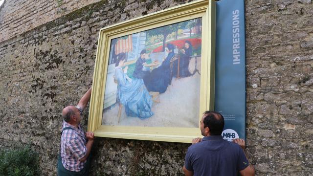 Bayeux sort le musée dans la rue