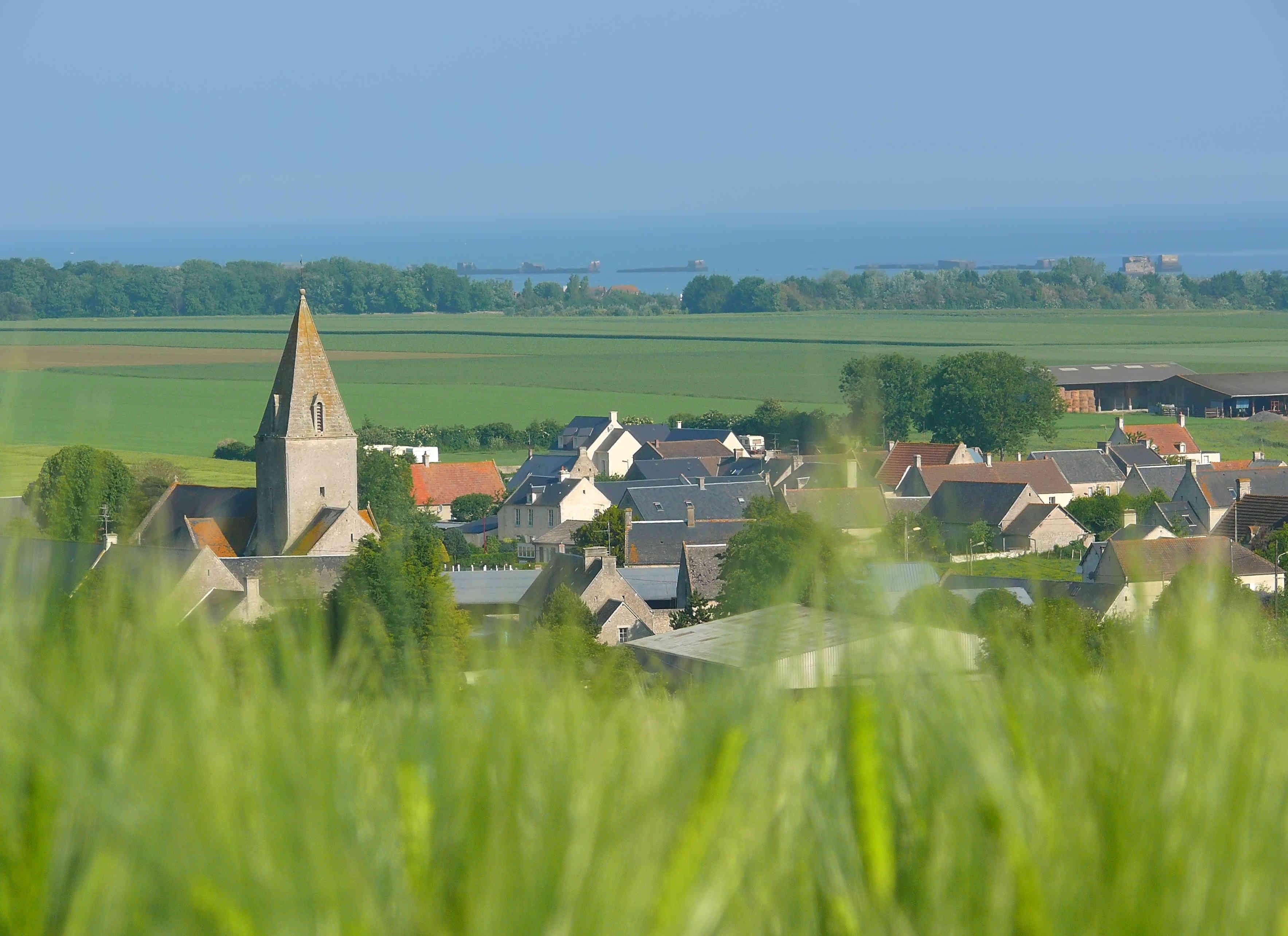 calvados-besssin-village
