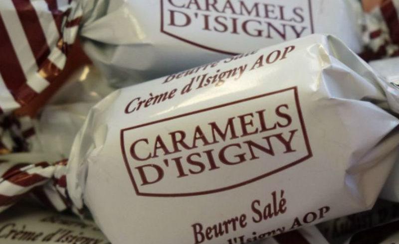 Caramels d'Isigny. Une véritable institution dans le Calvados