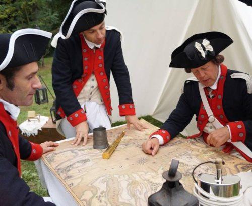 18 & 19 août : Reconstitution inédite du Camp de Vaussieux !